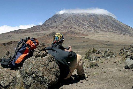 Kilimandjaro Escalade Route du Maragu