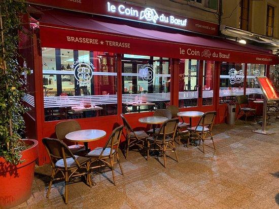 Le Coin Du Boeuf Vienne Menu Prix Restaurant Avis