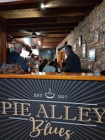 Pie Alley Blues
