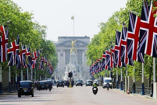 """在标志性的伦敦""""黑色出租车""""中量身定制的伦敦私人之旅"""