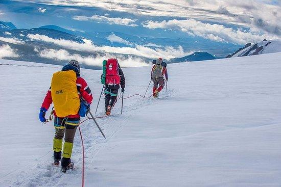12 dager Klatring: Altai Tavan Bogd...