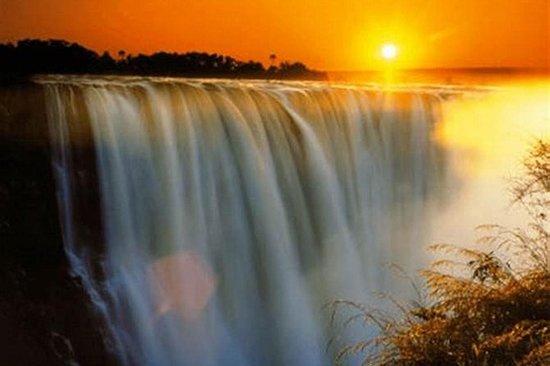 5 Tage Victoria Falls und Chobe...