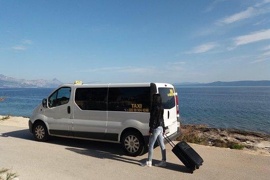 Taxi e trasferimenti isola di Brac