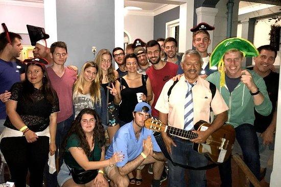 Rio's Pub Crawl Bar Hop in Lapa...