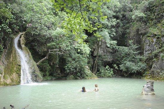 Au fil de l'eau, baignade et repas à la...