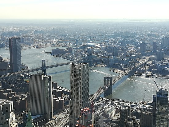One World Observatory : Brooklyn híd