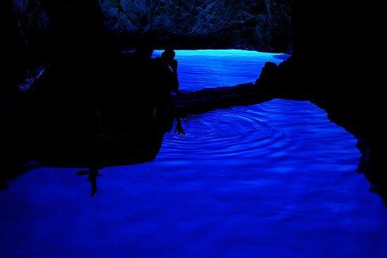 Excursión a las cuevas azules y las...
