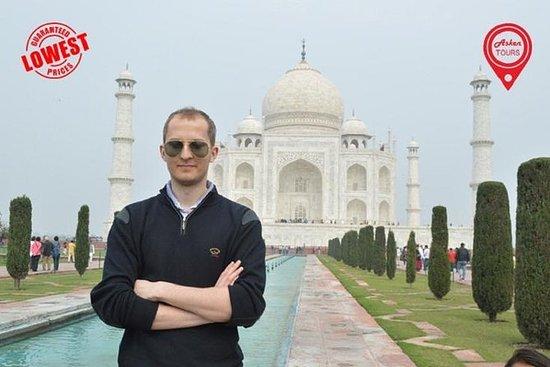 Privat Agra Dagstur: TajMahal, Agra...