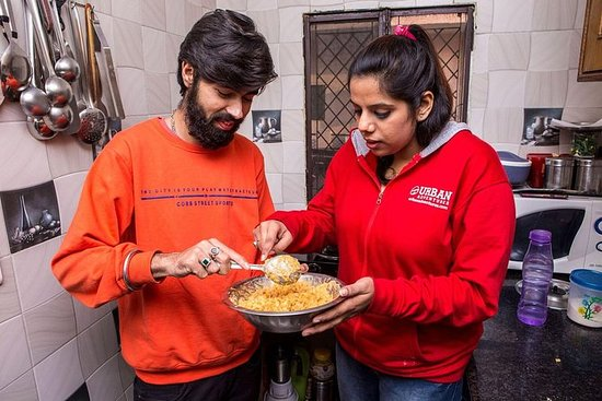 Private Delhi Food Tour: Cooking...