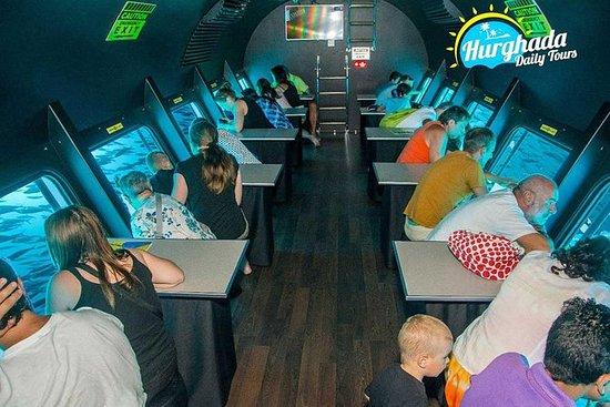 Semi Submarine Underwater Tour fra...