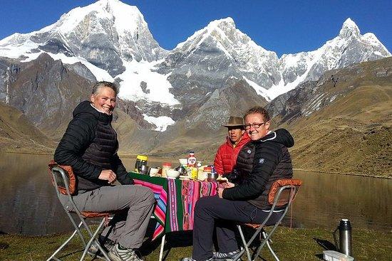 Oppdag Andes magi, Huayhuash Classic...