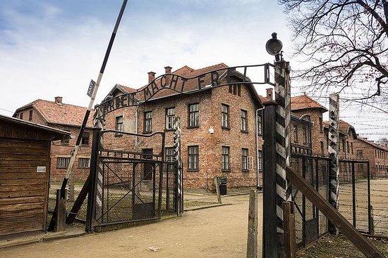 AUSCHWITZ-BIRKENAU: Visite guidée