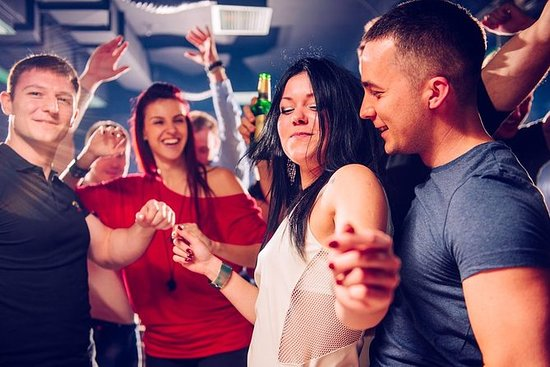 Bar & Club queue jump entry Party Pass