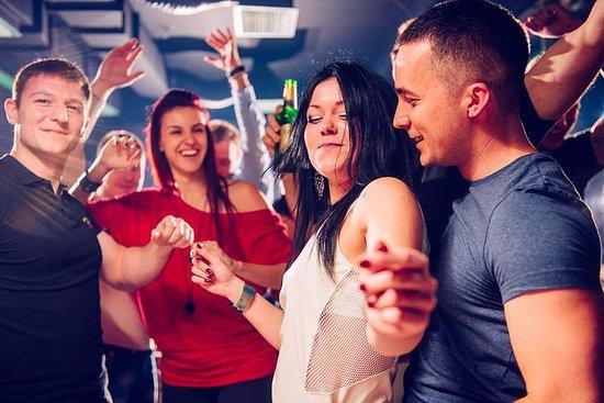 酒吧和俱樂部隊列跳躍入場派對通行證