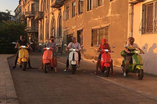 Location de scooter Vespa