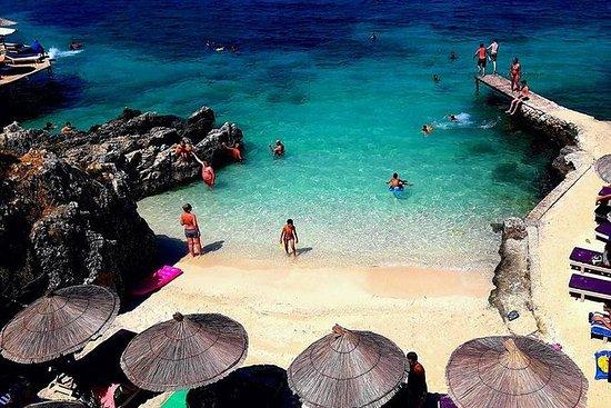 阿爾巴尼亞的海灘和短途旅行