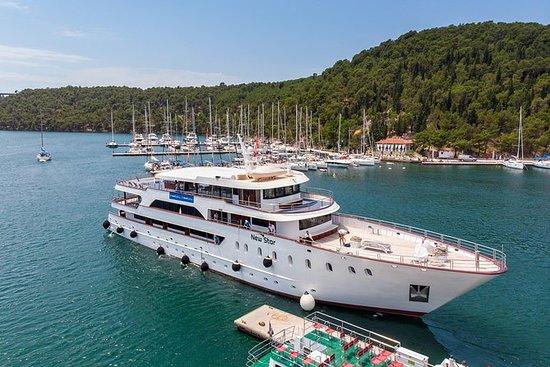 Croisière luxe 8 jours Split - Split...