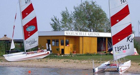 sail.at KREINDL - Segelschule Rust