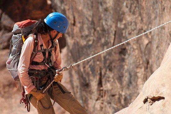 Desafío del cañón natural de Da Lat