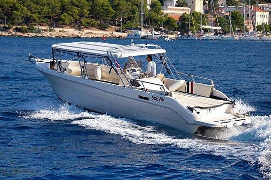 恩佐35  - 來自赫瓦爾的豪華運動船 - 私人定制旅遊