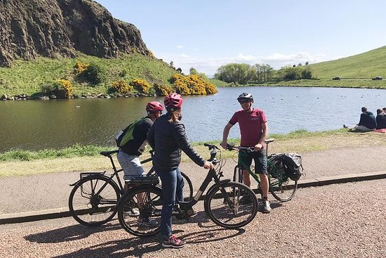 Edinburgh Sky to Sea Bike Tour by...