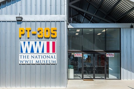 The National WWII Museum PT-305 Ride