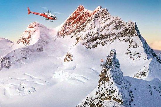 Jungfraujoch Dagtocht vanuit ...