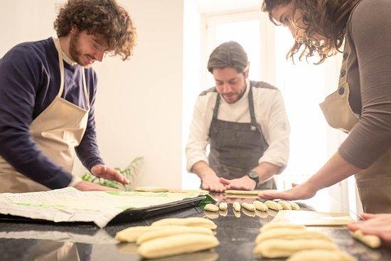 Clase de cocina siciliana