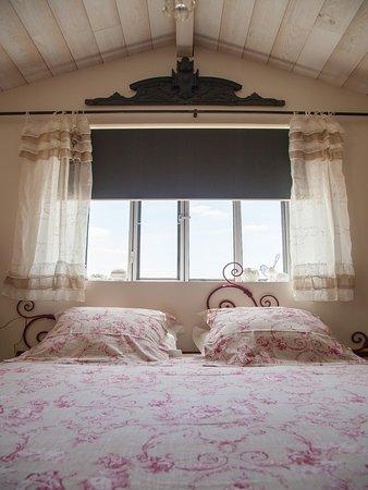 """chambre """"L'Enclume Amoureuse"""" idéale pour un couple"""
