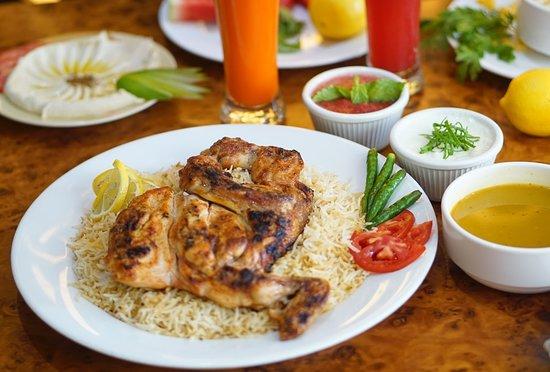 Chicken Mazbi