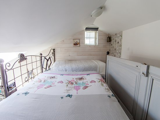 "chambre ""La Volute Enchantée"" - mezzanine"