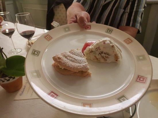 Hotel Restaurant De La Gloire: Repas tres agréable service superbe