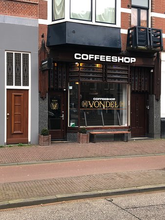 Vondel Coffee Shop