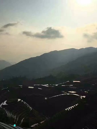 The Longji view at Ping'an