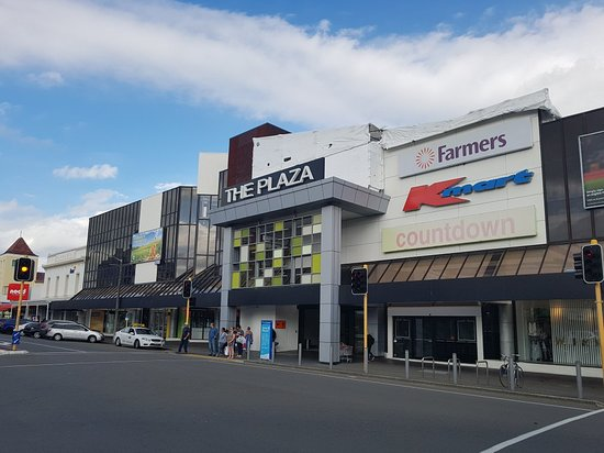 The Plaza Shopping Centre