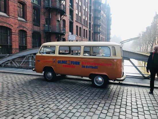 Oldie Tour Hamburg صورة فوتوغرافية