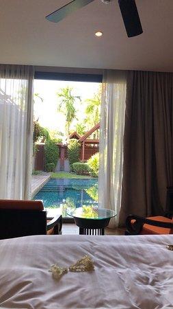 Anantara Mai Khao Phuket Villas: مناظر رائعة لأنانتارا