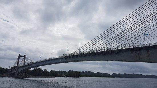 Babeldaob Island, Palau: Koror-Babeldaob Bridge