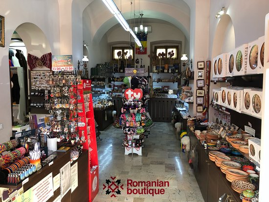 Romanian Boutique