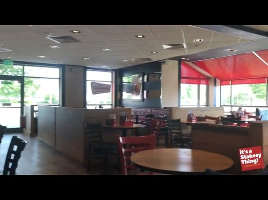 Seating Area Picture Of Pizza Hut Wakefield Tripadvisor