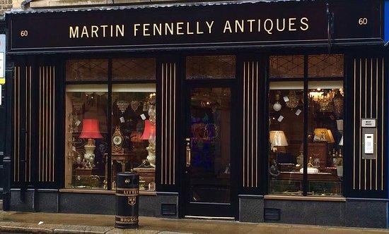 Dublin's Art & Antique Quarter