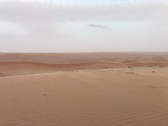 Wahiba Sands Foto