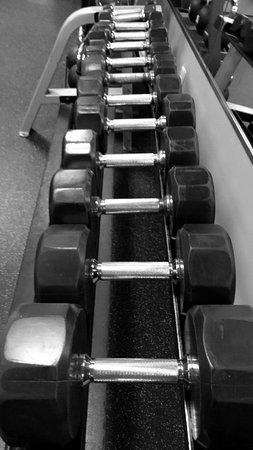 adequate gym