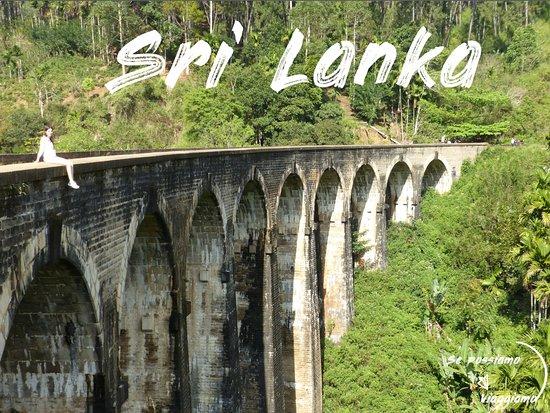 Colombo, Sri Lanka: Seven arches bridge