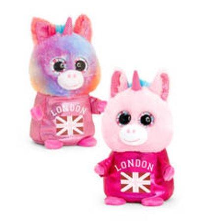 Brick Lane Souvenirs: Mini motsu unicorn with Tshirt