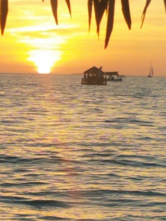 Cruisin' Tikis KeyWest: Tiki Sunset