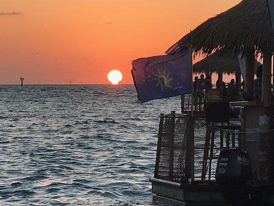 Cruisin' Tikis KeyWest: Sunset