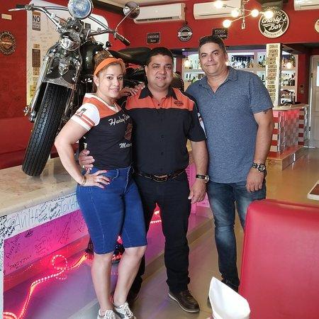 Harleystas cubanos de Miami