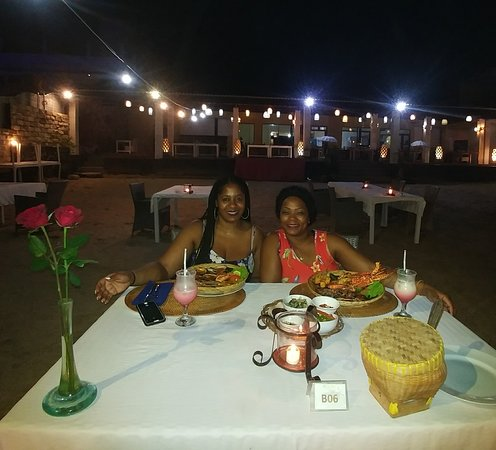 Wonderful birthday dinner