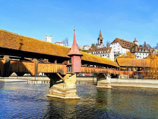 Canton de Lucerne, Suisse: Lucerna